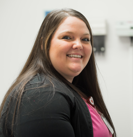 Courtney Loebsack  | Lead Medical Assistant